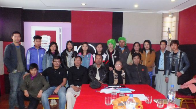 PACE's Networking Forum In Taunggyi