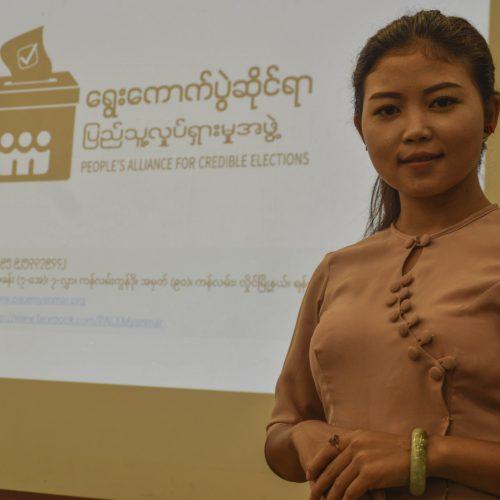 State & Regional Coordinator Kachin