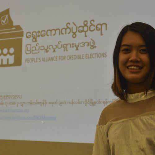 State & Regional Coordinator Sagaing