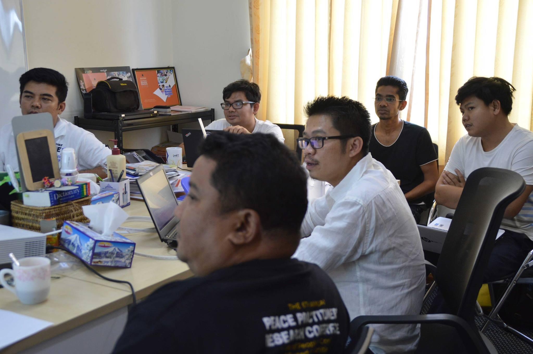 ပဲခူးတိုင်းဒေသကြီးအတွင်းရှိ ရပ်ကွက်/ကျေးရွာအုပ်စု အုပ်ချုပ်ရေးမှူးများ ရွေးချယ်ခြင်းအား စောင့်ကြည့်လေ့လာမှု ဖြစ်စဉ်တွင် PACE အဖွဲ့၏ ပါဝင်ဆောင်ရွက်မှု