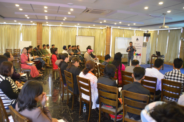Survey Launch At Taunggyi